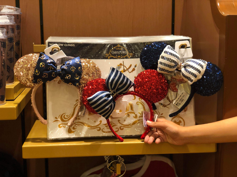 Disney Cruise Line Merchandise Collection