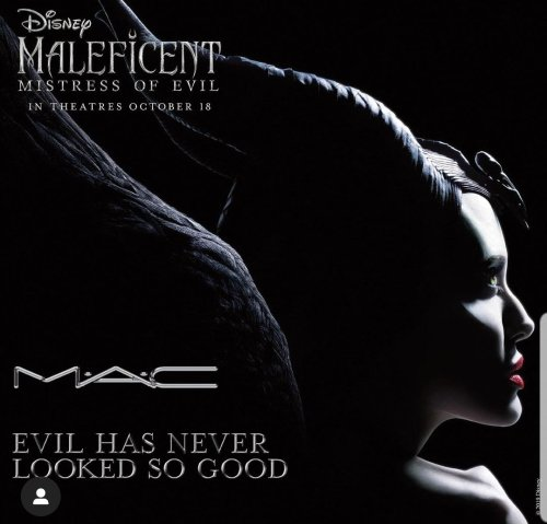 Create Your Most Amazing Maleficent Look With The Mac