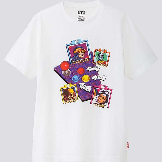 Uniqlo Marvel 80th Anniversary Collection