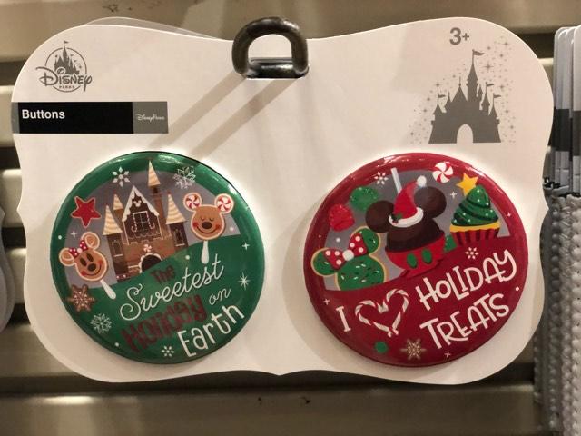 Disney Parks Buttons