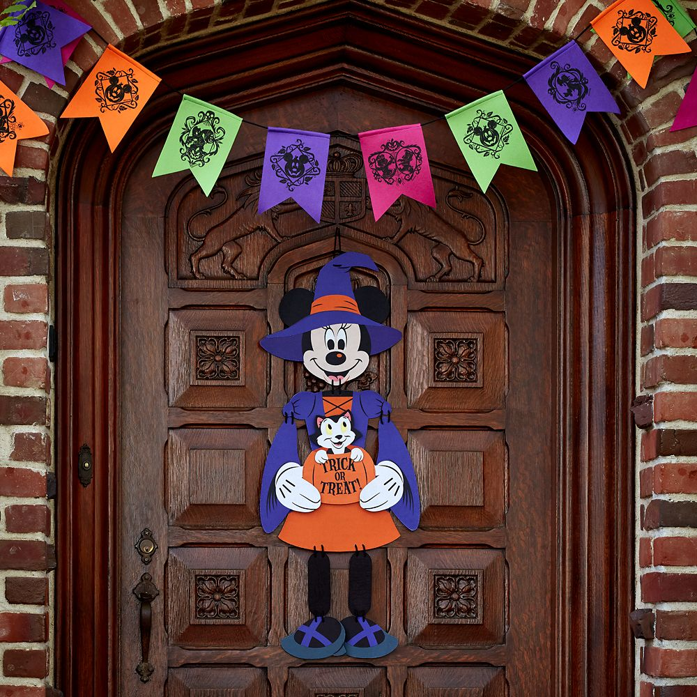 Disney Halloween Home Decor