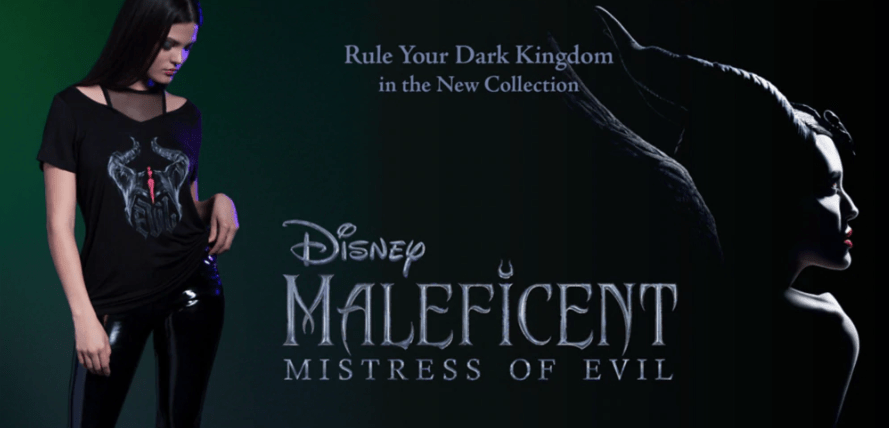 Her Universe Maleficent Collection