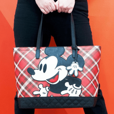 Plaid Disney Loungefly Collection