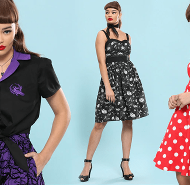 Hot Topic Disney Dresses