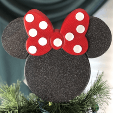 Minnie Tree Topper
