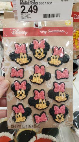 Minnie Icing
