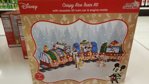 Crispy Train