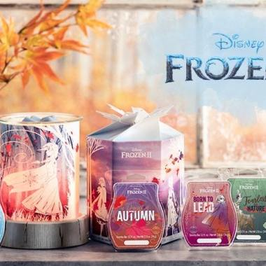Scentsy Frozen 2 Collection