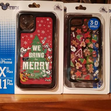 Disney Holiday Phone Cases