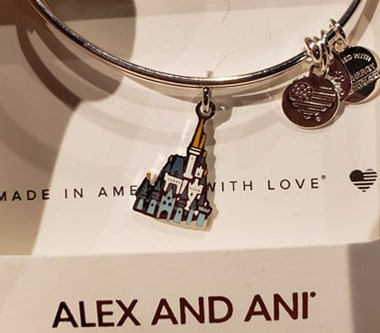 Disney Castle Alex And Ani