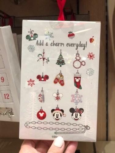 Disney Holiday Charm Bracelet