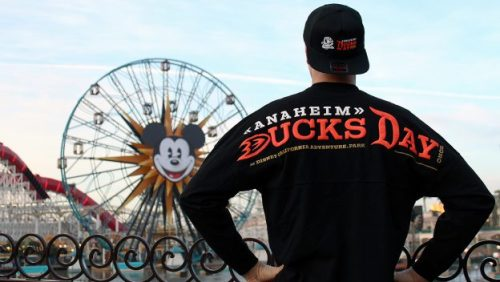 Anaheim Ducks Day