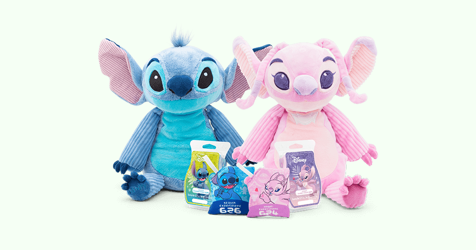 Stitch And Angel Scentsy Buddies Are An Experiment We Love