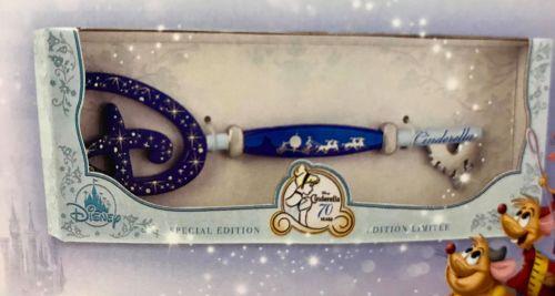 Cinderella Collectible Key