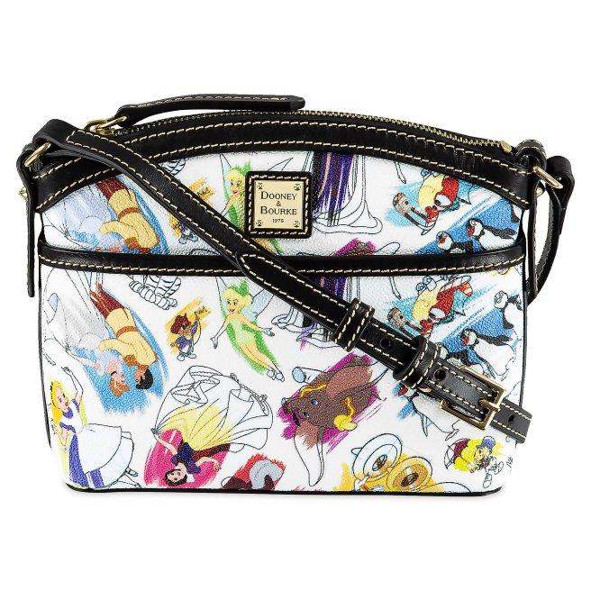 Disney Ink & Paint Crossbody Bag by Dooney & Bourke