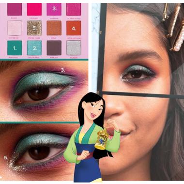 Mulan Makeup