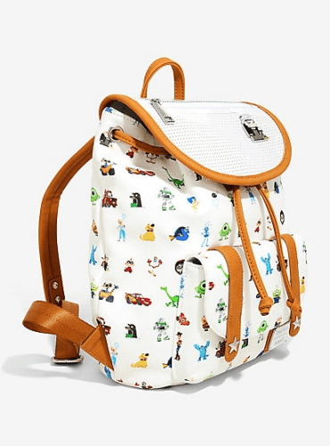 Pixar Pin Backpack