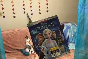 Frozen Movie Night