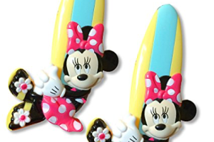 Minnie Mouse Towel Clips