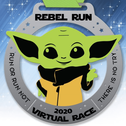 Rebel Run Virtual Race