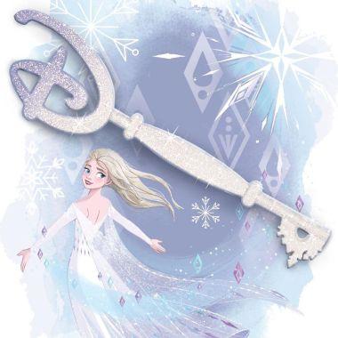 Elsa Disney Store Key