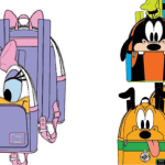 Disney Character Backpacks