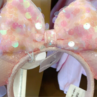 Sakura Sway Minnie Ears