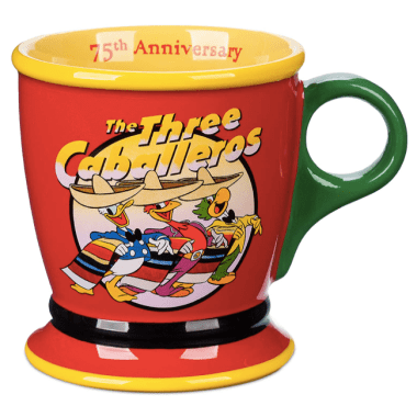 The Three Caballeros Mug