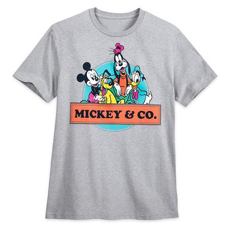 Mickey & Co. Line