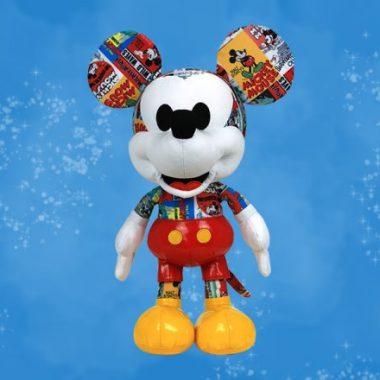 D23 Mickey Plush