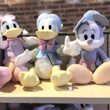 Dapper Disney Plush