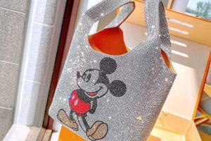 Diamond Mickey Mouse Handbag