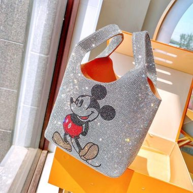 Diamond Mickey Mouse Handbag