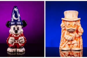 Disney Tiki Mugs