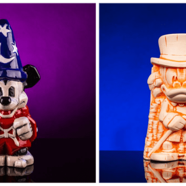 Disney Tiki Mugs