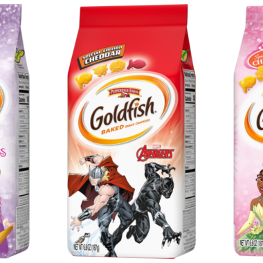 Disney Princess Goldfish Crackers