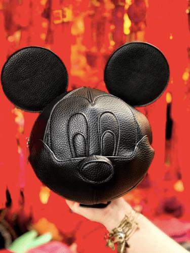 Danielle Nicole Mickey Mouse Crossbody