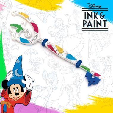 Ink & Paint Disney Store Key