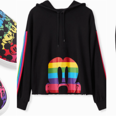 Rainbow Mickey Collection