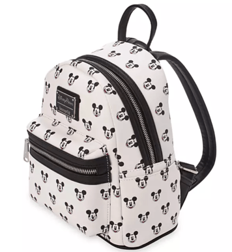 Mickey Faces Loungefly Mini Backpack