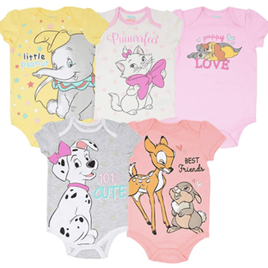 Animal Friends Onesies