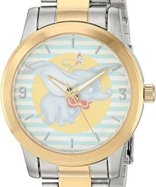 Dumbo Two-Tone Watch