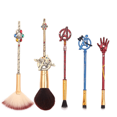 Avengers Makeup Brushes