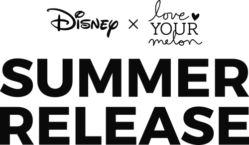 Disney Love Your Melon Summer Release