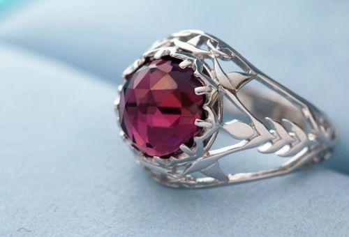 Frozen Rings