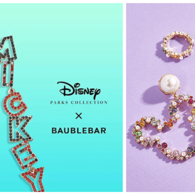 Disney Parks Baublebar Collection