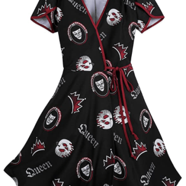 Evil Queen Wrap Dress