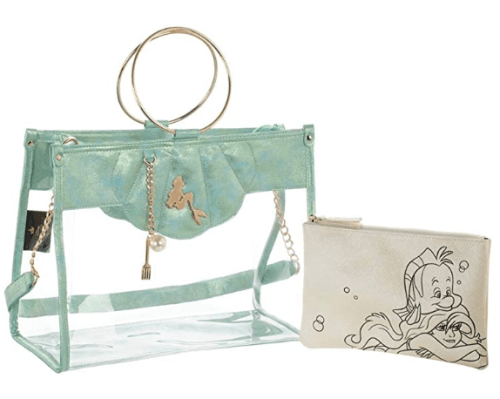 The Little Mermaid Tote And Pouch