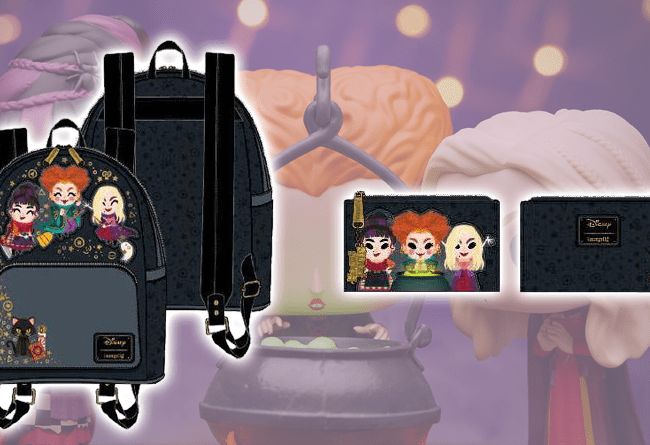 Hocus Pocus Loungefly Collection