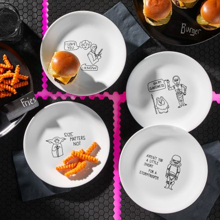 Star Wars Dishes